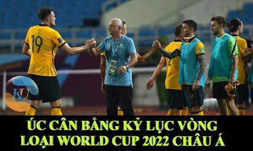 vòng loại World Cup Châu Á